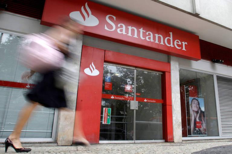 Agência do Santander Brasil no Rio de Janeiro
