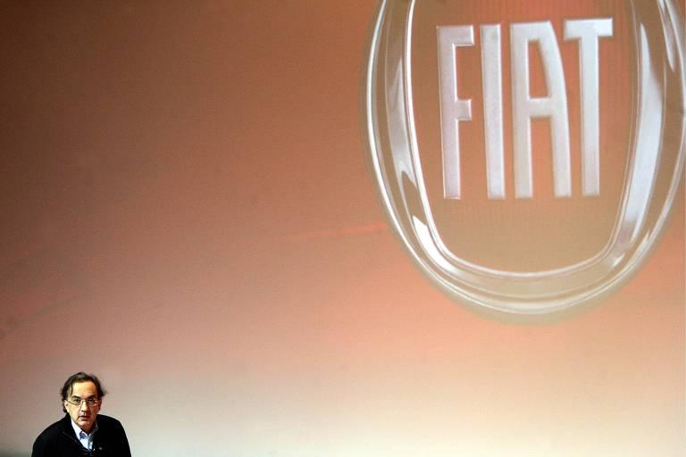Sobre a Fiat Chrysler (FCA) e Sergio Marchionne