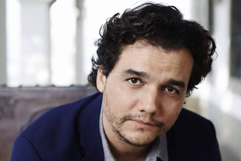 O ator Wagner Moura