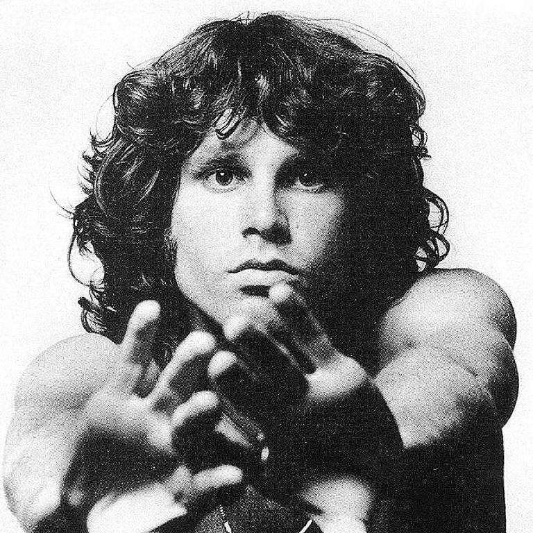 Jim Morrison, vocalista do conjunto musical The Doors