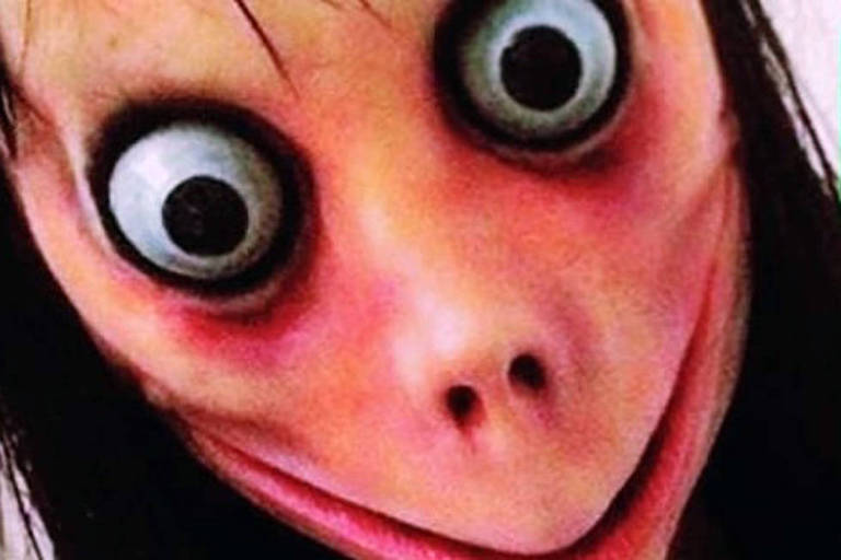 F5 Nerdices Momo Perfil Sinistro Do Whatsapp Na
