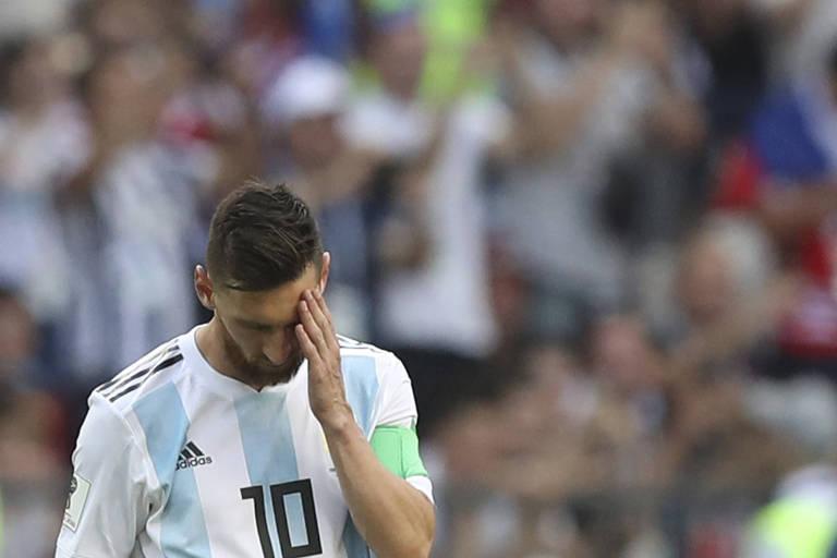 Momentos na carreira de Lionel Messi
