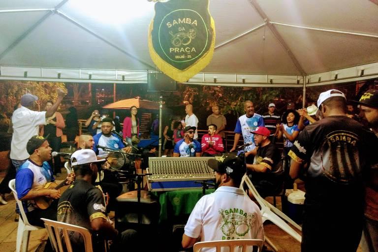 Samba da Praça Grajaú