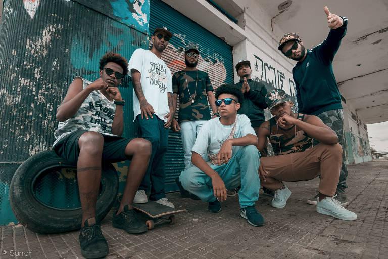 O Afrocidade, de Camaçari (Bahia), mistura vários ritmos, como afrobeat, ritmos africanos e regionais e hip hop