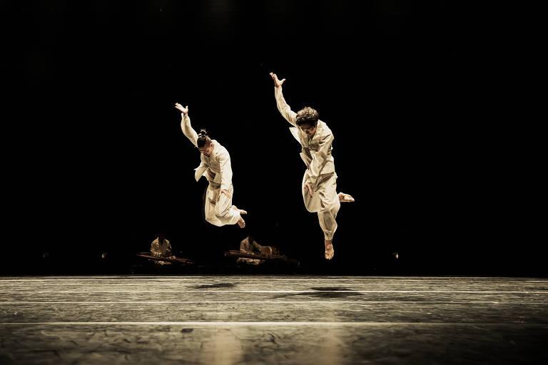A companhia sul-coreana de dança contemporânea Modern Table