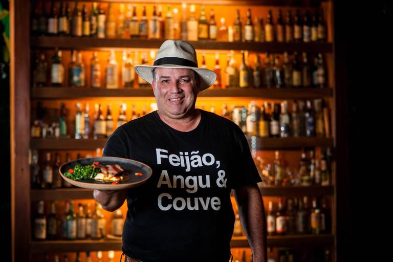 Flávio Trombino mostra o gosto do seu grande sertão com traços ...