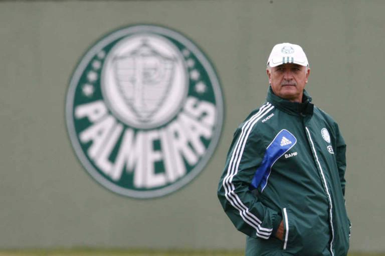 A instabilidade de técnicos do Palmeiras na Série A