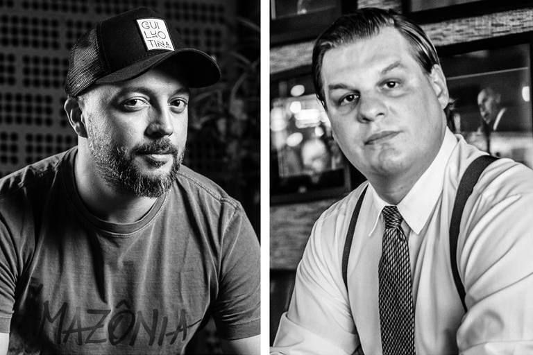 Márcio Silva e Spencer Jr. são eleitos melhores barmen do ano