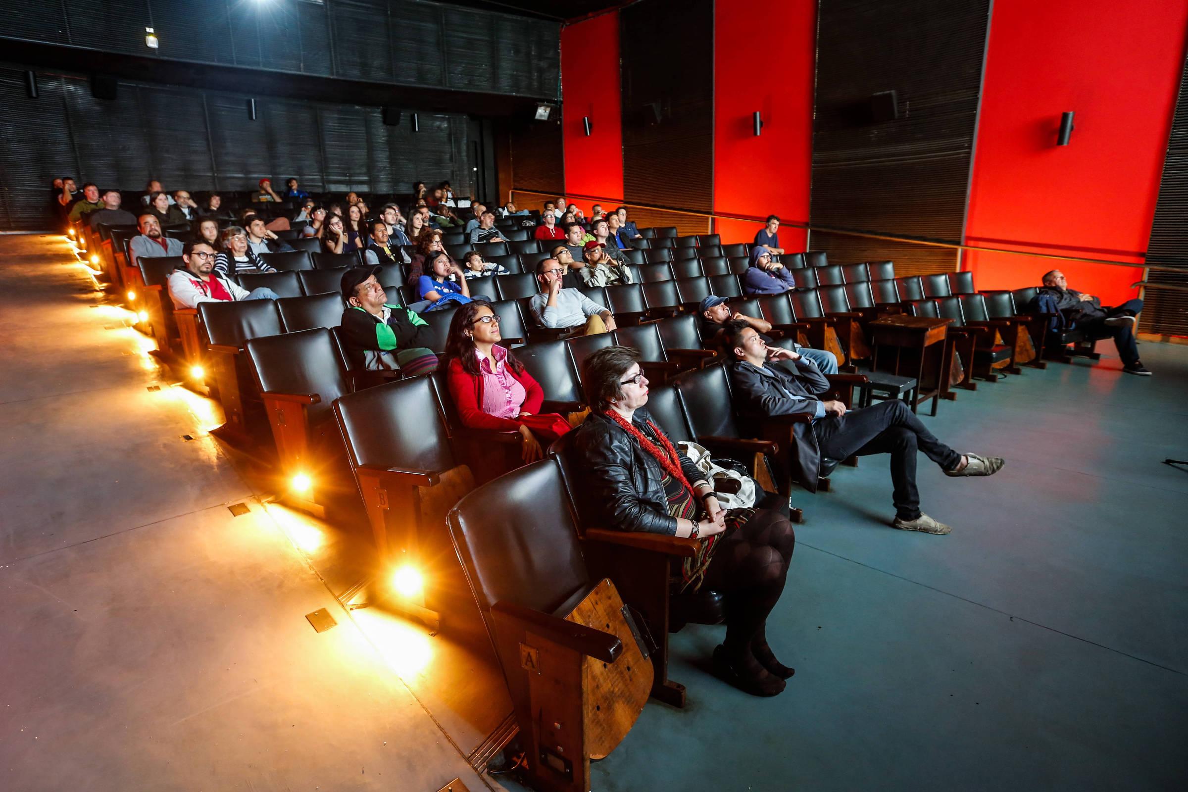 Circuito Sp Cine : Edital da spcine para selecionar filmes inéditos recebeu 301