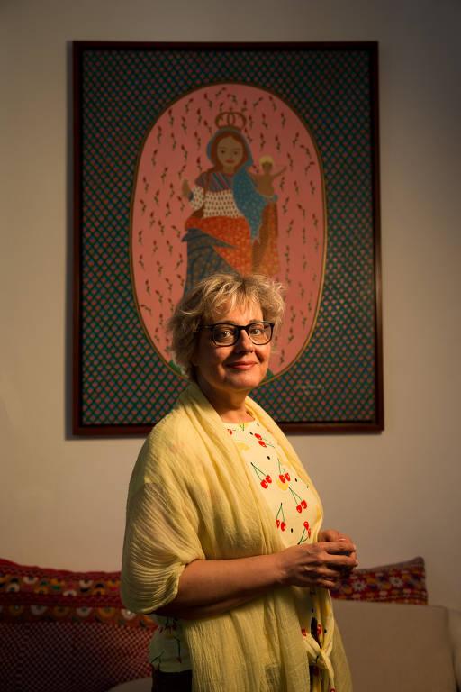 A escritora Isabela Figueiredo