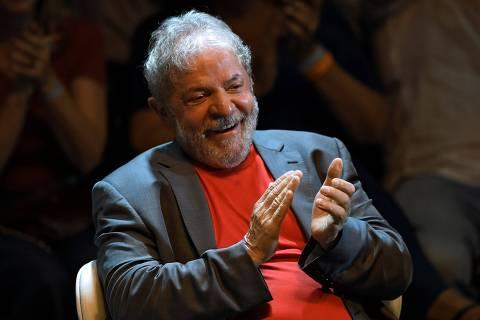 PT vai inscrever Lula como ficha limpa no TSE