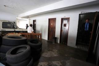 Entidades de Direitos Humanos visitam antigo prédio do DOI- CODI