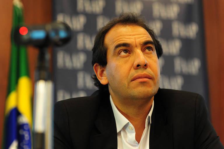 O ex-diretor de Engenharia da Dersa Pedro da Silva, que assumiu o cargo na estatal após a saída de Paulo Preto