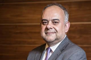 O ex-secretário de Logística e Transporte, Laurence Casagrande Lourenço