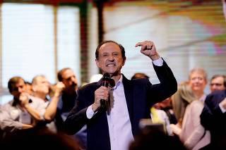 Convenção do MDB oficializa Paulo Skaf como candidato ao governo de São Paulo