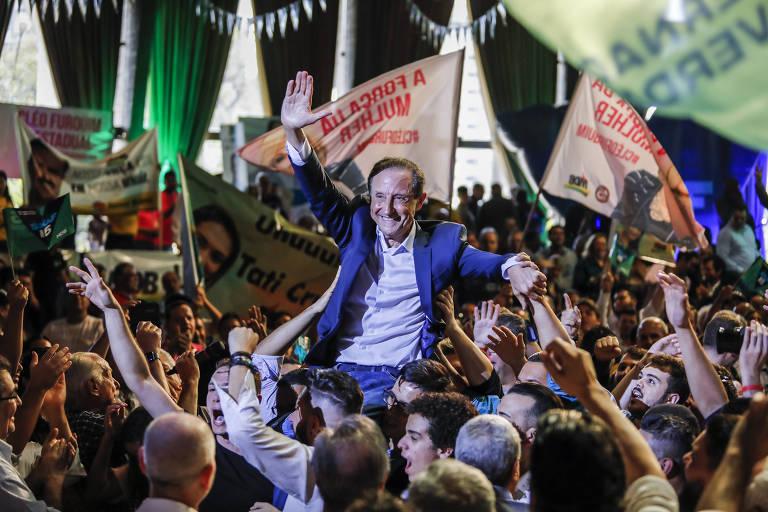 Skaf é oficializado candidato ao governo de SP