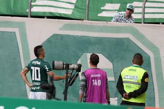 Brasileiro Championship - Palmeiras vs Atletico Mineiro