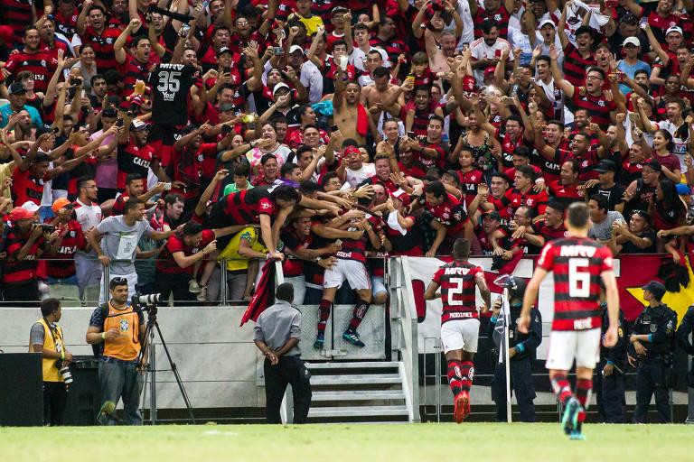 Comemorações no Brasileiro