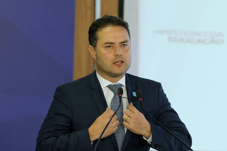O governador de Alagoas, Renan Filho (MDB), que vai tentar a reeleição