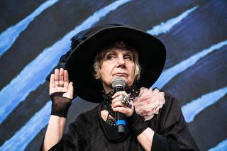 A escritora russa Liudmila Petruchévskaia