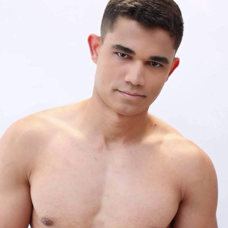 Clebson Teixeira, namorado de Lulu Santos