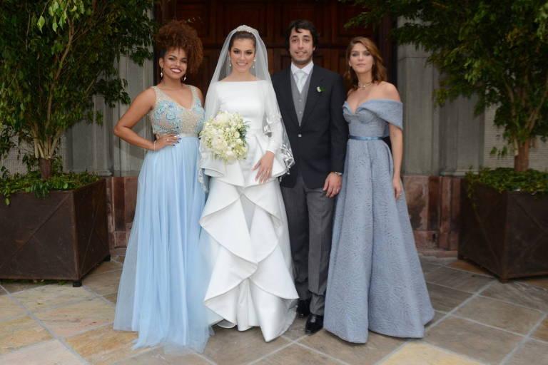 Casamento de Bruna Hamú e Diego Moregola (2018)
