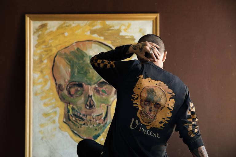 Obras de Van Gogh viram coleção da Vans