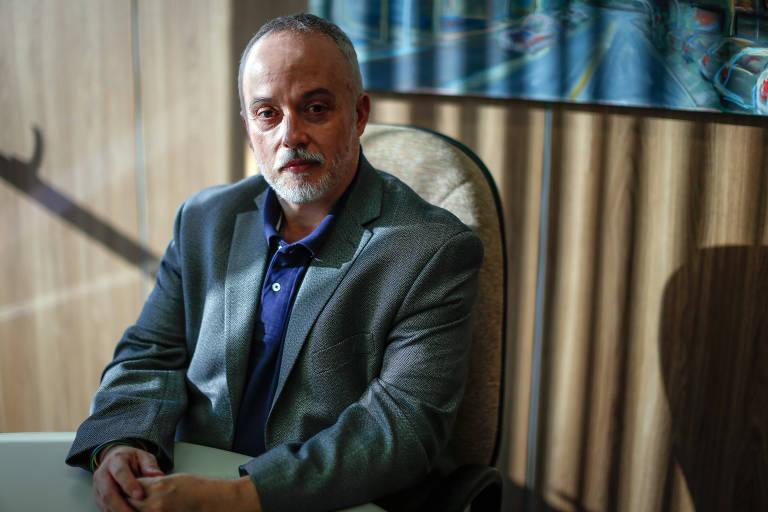 O ex-procurador da República Carlos Fernando dos Santos Lima, que liderou a Operação Lava Jato no Paraná