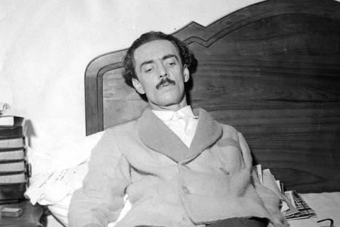 ORG XMIT: 342701_0.tif Jânio Quadros em 1954, ano em que foi eleito governador de São Paulo. (São Paulo, 1954, Foto: Acervo UH/Folhapress)