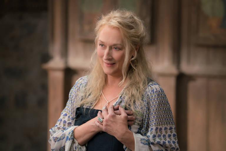 Mamma Mia! Lá Vamos Nós de Novo - Meryl Streep