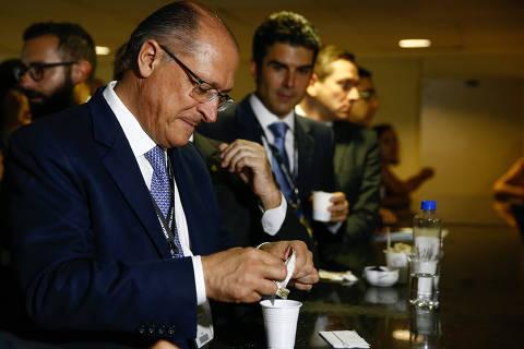 Alckmin traça estratégia para recuperar votos no interior de São Paulo
