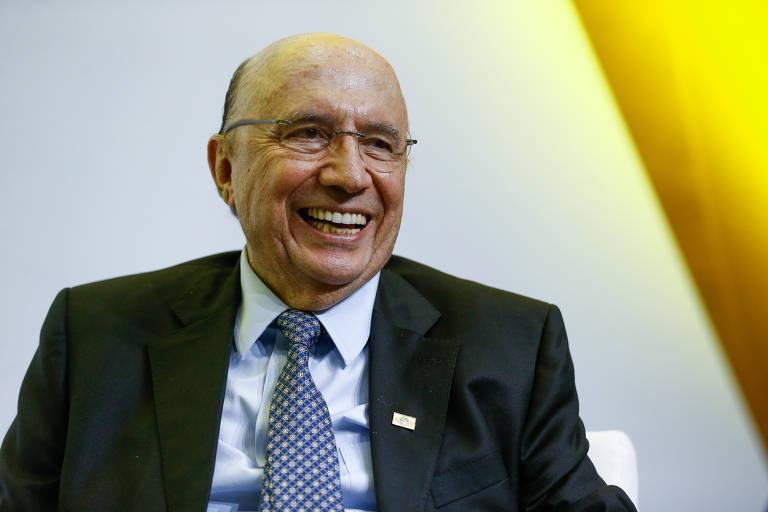 Este é Henrique Meirelles (MDB)
