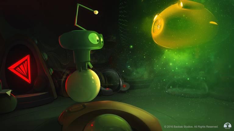 Realidade Virtual no Anima Mundi