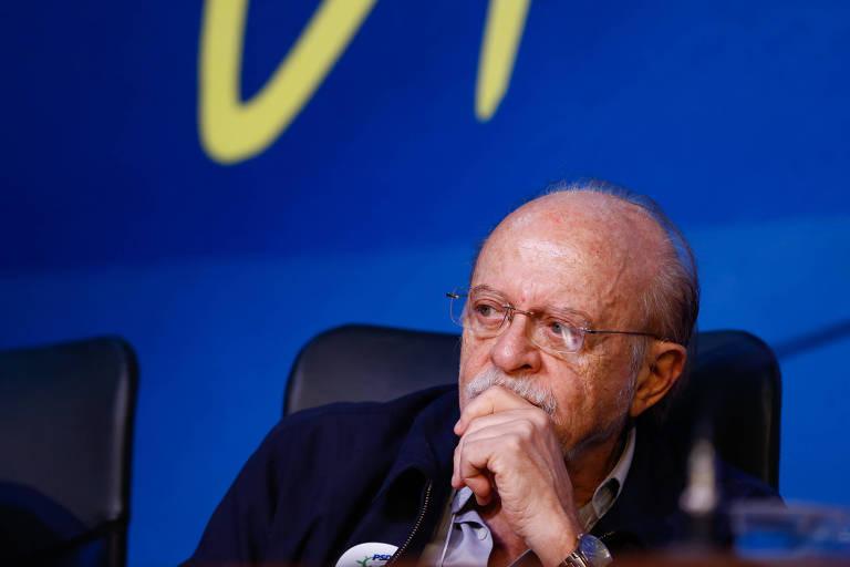 Alberto Goldman, ex-presidente do PSDB e ex-governador de São Paulo