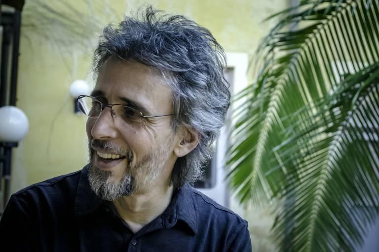 O músico Vitor Ramil