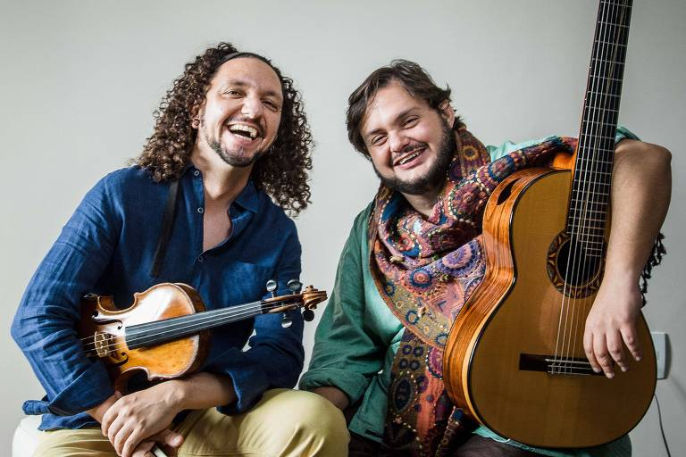 Yamandu Costa e Ricardo Herz