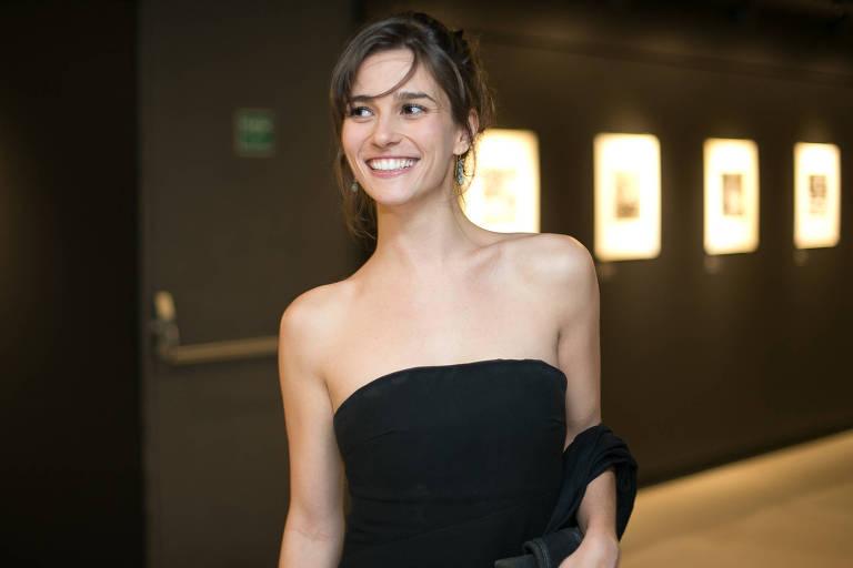 A atriz e roteirista Priscila Steinman