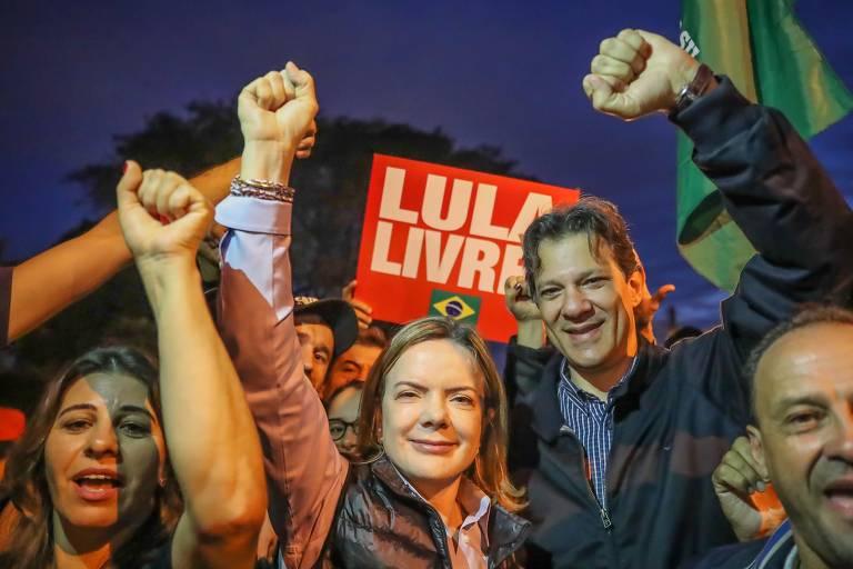 Visitas a Lula
