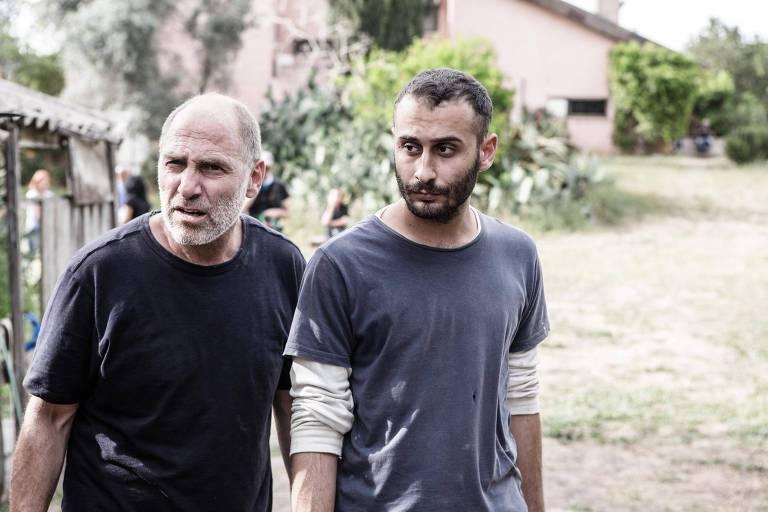 Cena do filme 'O Primo', destaque do festival de cinema judaico, de Tzahi Grad