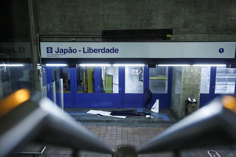 Estação Japão-Liberdade do Metrô de São Paulo