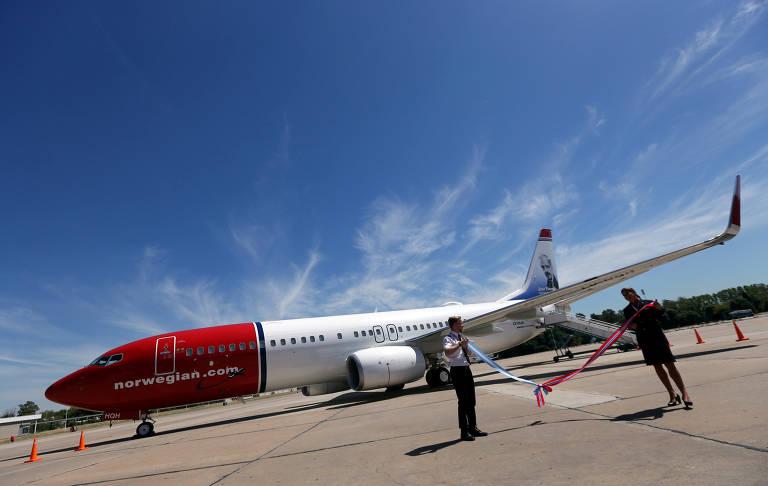 Norwegian Air vai lançar voos no Brasil em 2019, com passagem de R$ 1.182 entre Rio e Londres