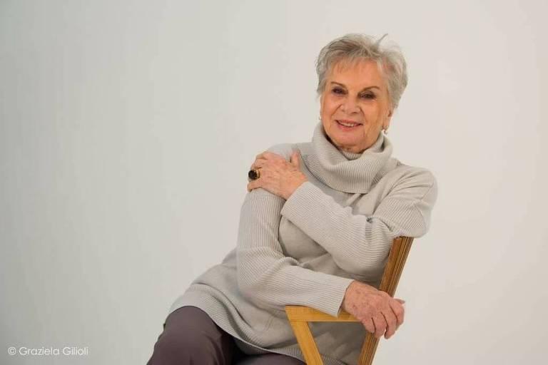 Ady Addor foi primeira-bailarina no Teatro do Rio e fez carreira internacional