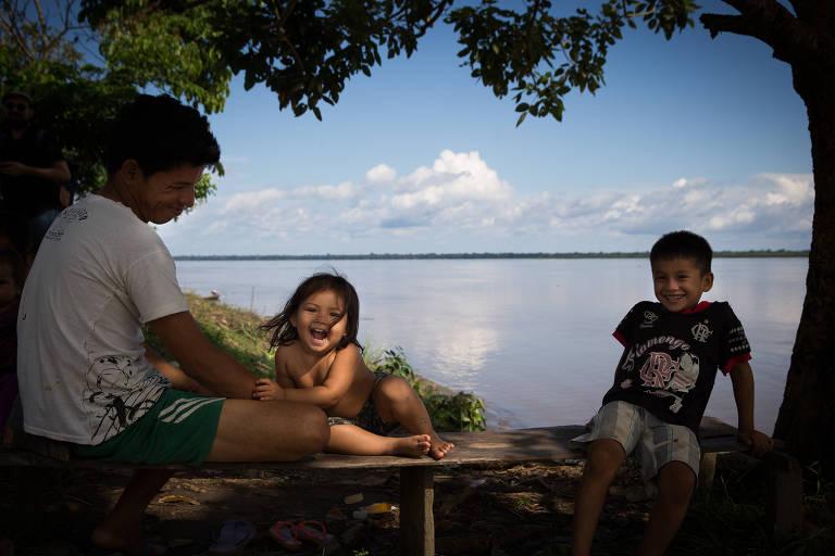 Cotidiano das cidades amazônicas do Solimões