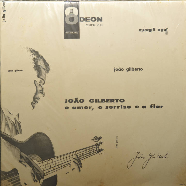 Álbuns essenciais de João Gilberto