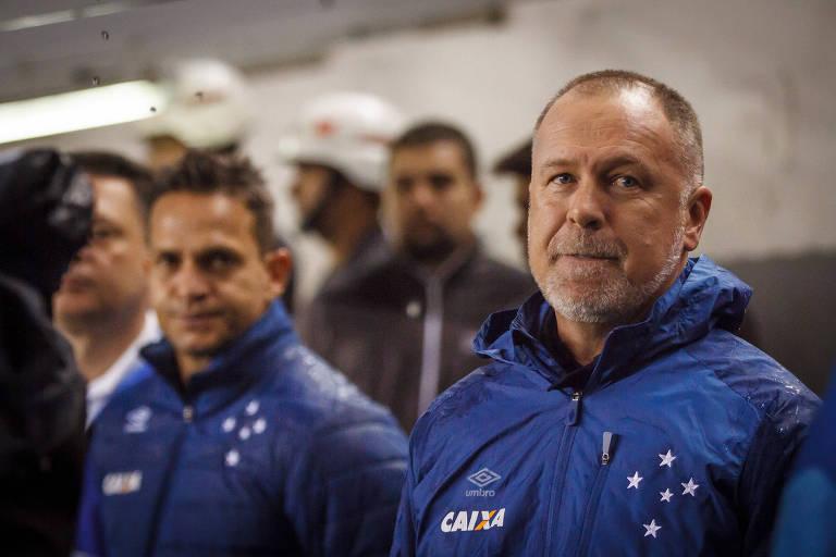 Treinadores no comando das equipes da Série A do Brasileiro