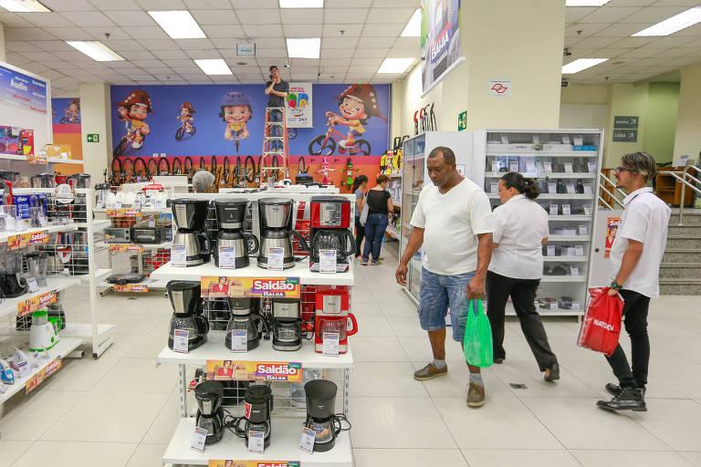 Casas Bahia, uma das empresas controladas pela Via Varejo