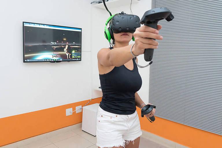 Vr Gamer, casa de jogos em realidade virtual na Vila Mariana