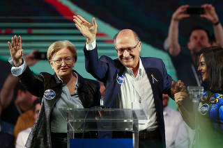 PSDB / ALCKMIN / ANA AMELIA / ELEICOES 2018
