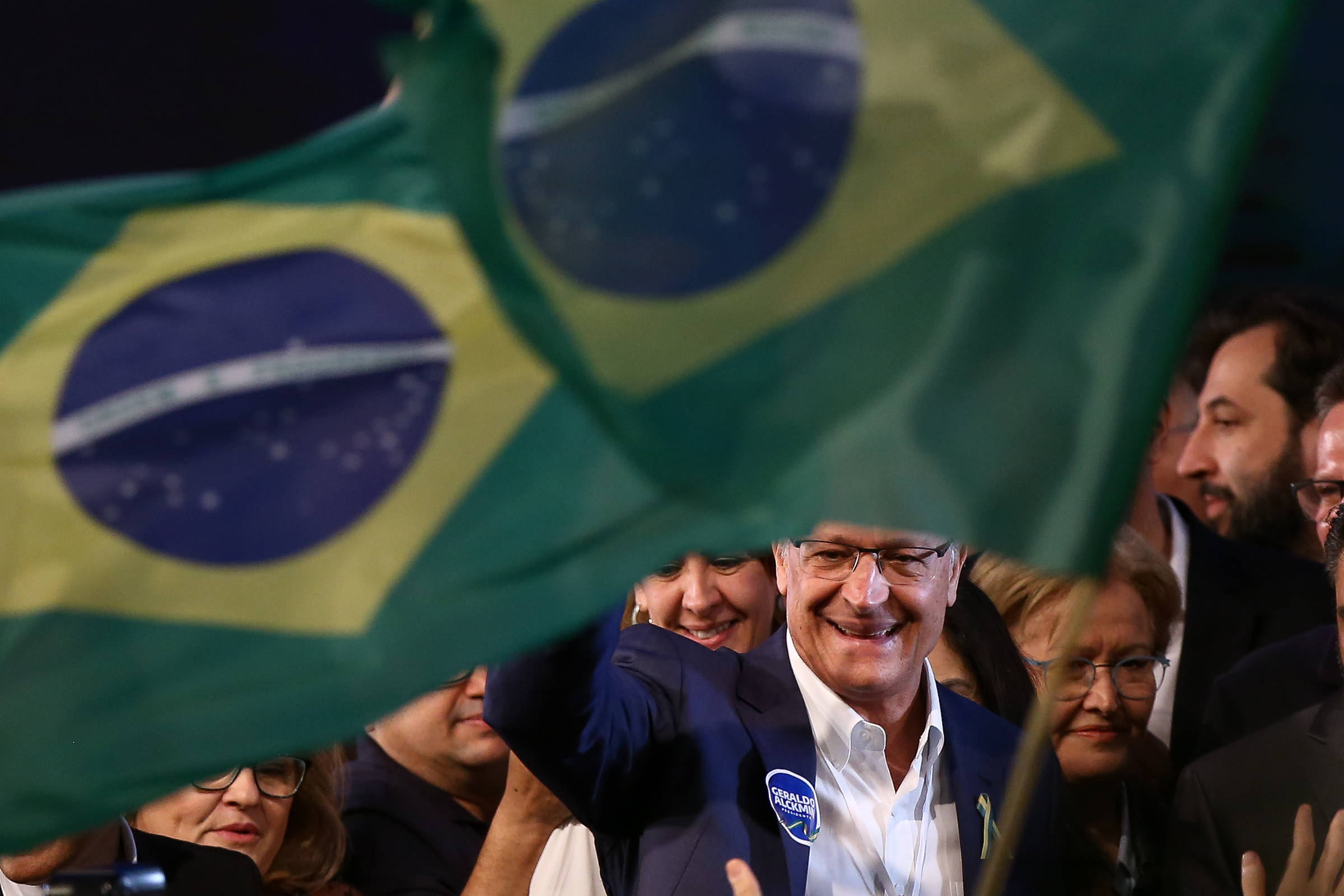 Centrão apoia, mas não apoia Alckmin