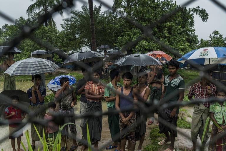 rohingyas de mianmar